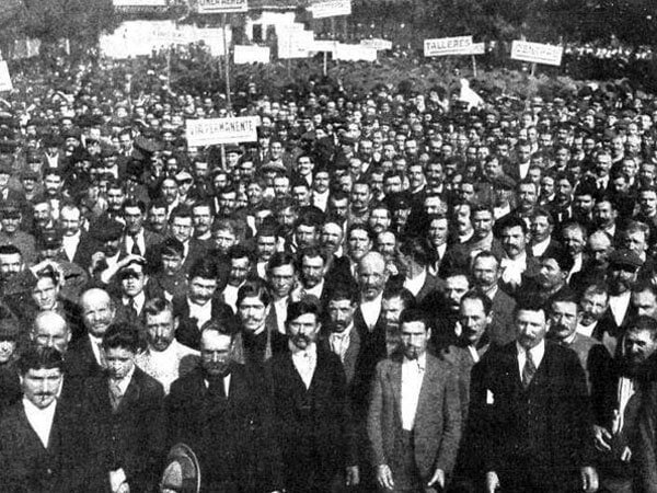 ¿Por qué se celebra el Día de los Trabajadores el 1 de ...