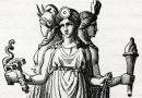 diosa griega magia