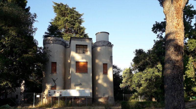 castillo retiro madrid